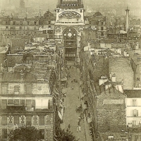 A palace of commerce and a 1904 rendez-vous