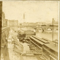 The Mystery of the Missing Suspension Bridges of Paris