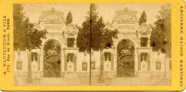 Paris, Jardin Mabille001
