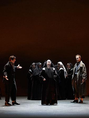 The Nuns' Tale | Parisian Fields