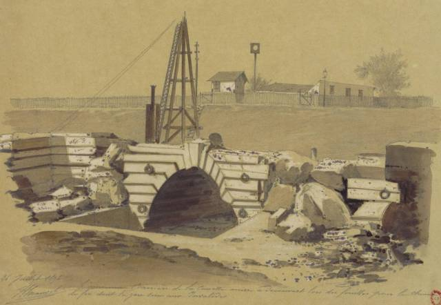Cunette 1890s