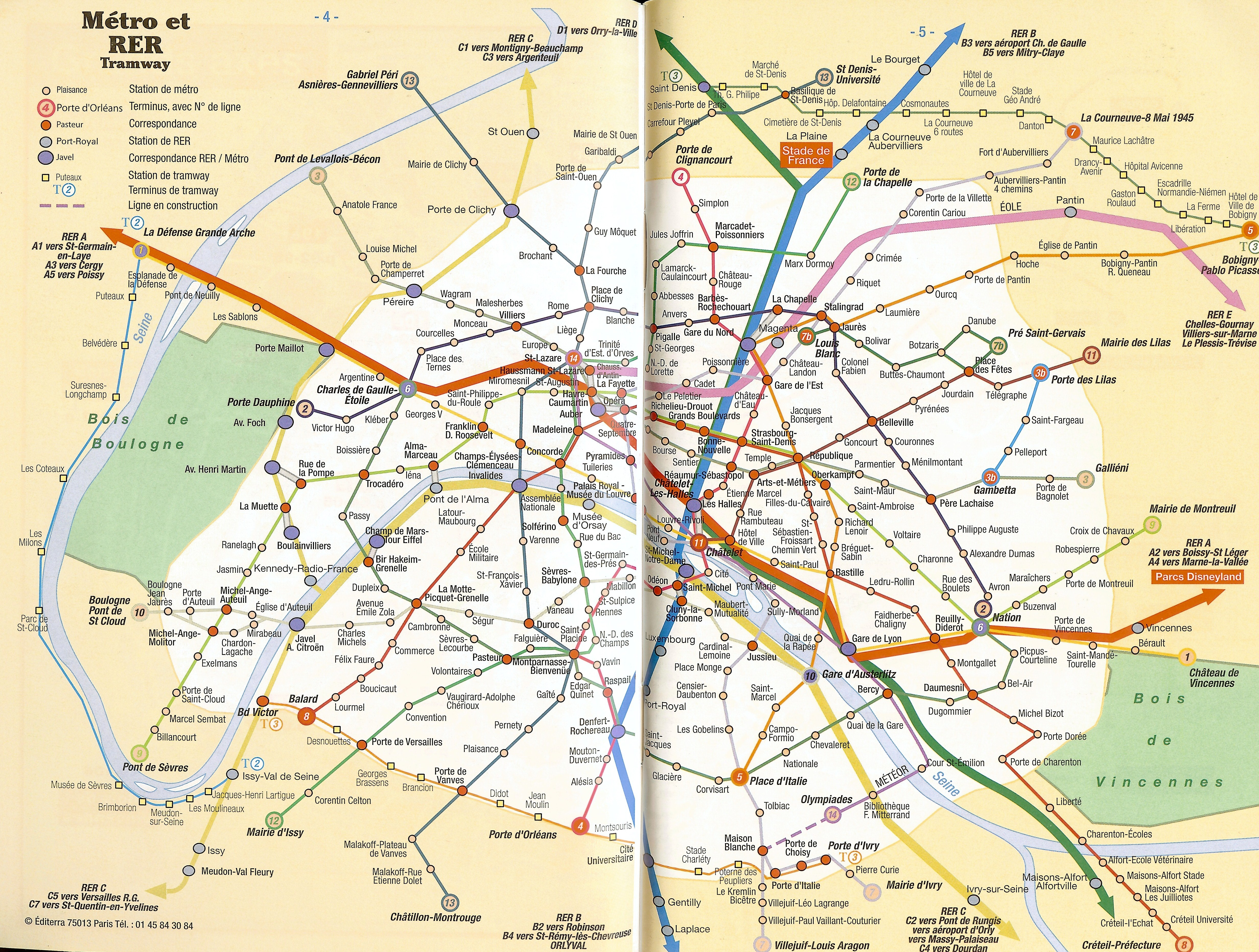 The Once And Future Paris Transport Museum Parisian Fields - Paris map metro
