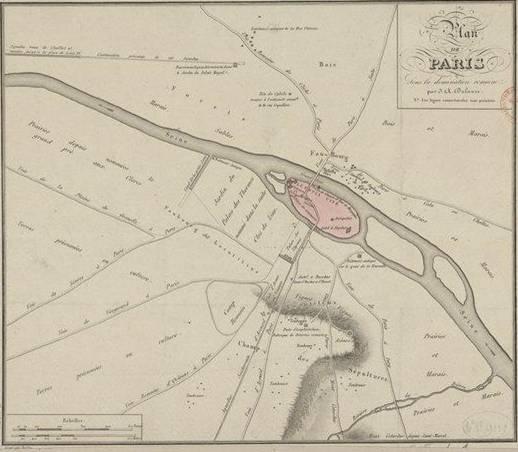 Dulaure map