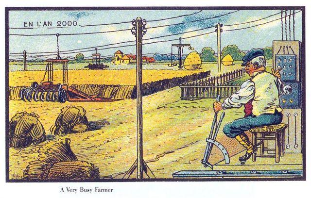 France_in_XXI_Century._Farmer