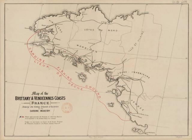 Gallica-Sardine-Map