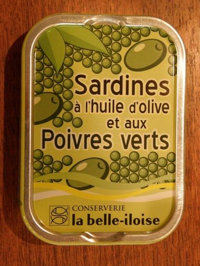 Sardine pepper