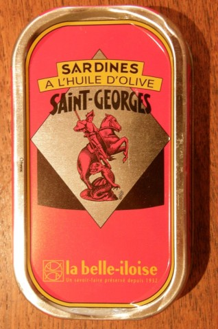 St George the Sardine