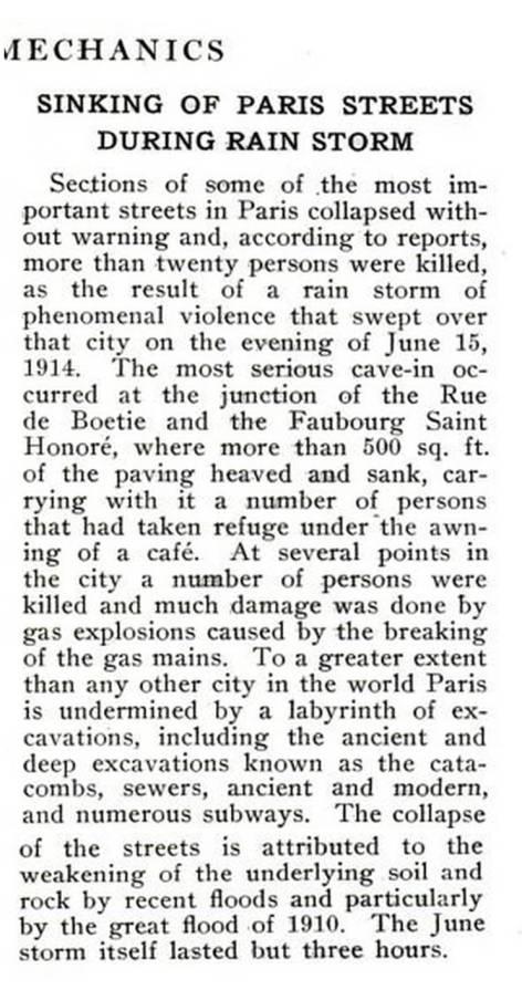 Popular Mechanics August 1914
