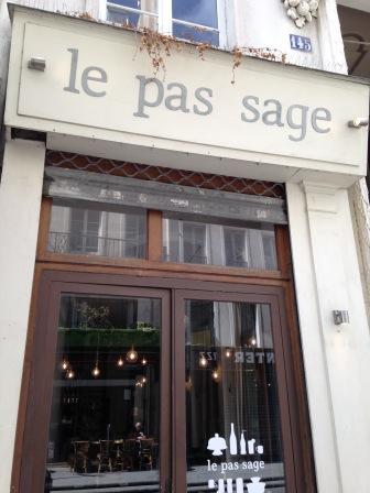 28 Restaurant le Pas Sage