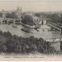 Postcards: Little windows into a vanished Paris